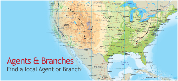 Agent and Branch Locator