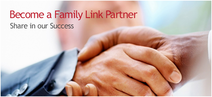 Become a Family Link Partner / Agent
